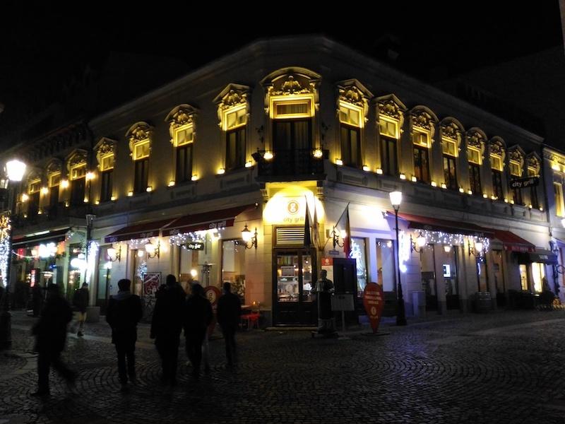 City Grill Restaurant - Bucharest
