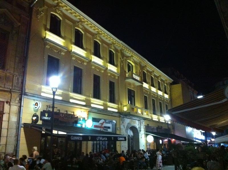 Restaurant Lacrimi si Sfinti - Bucharest.