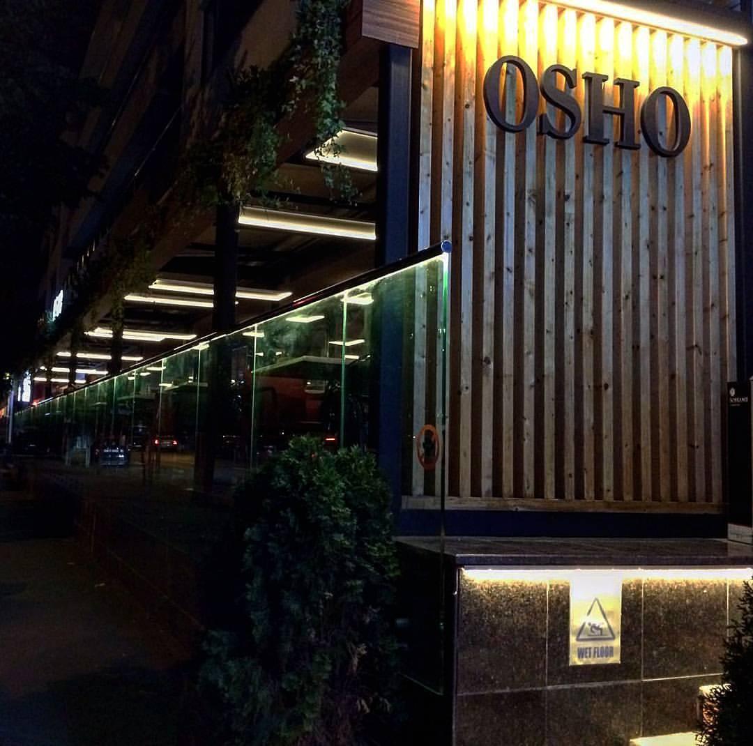 Restaurant Osho - Bucharest